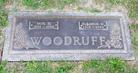 WOODRUFF, ELEANOR M - Richland County, Ohio | ELEANOR M WOODRUFF - Ohio Gravestone Photos