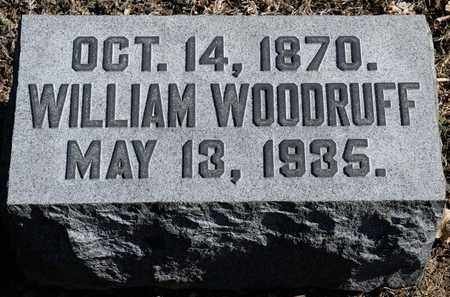 WOODRUFF, WILLIAM - Richland County, Ohio | WILLIAM WOODRUFF - Ohio Gravestone Photos