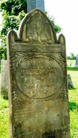 WOODS, JOSEPH D - Richland County, Ohio   JOSEPH D WOODS - Ohio Gravestone Photos