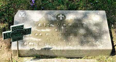 WOOLEY, GUY - Richland County, Ohio | GUY WOOLEY - Ohio Gravestone Photos