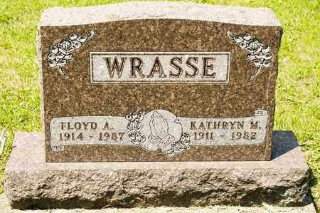 WRASSE, KATHRYN M - Richland County, Ohio   KATHRYN M WRASSE - Ohio Gravestone Photos