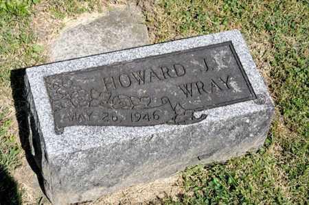 WRAY, HOWARD J - Richland County, Ohio | HOWARD J WRAY - Ohio Gravestone Photos