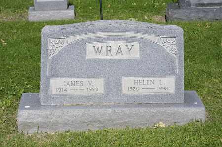 WRAY, JAMES V - Richland County, Ohio   JAMES V WRAY - Ohio Gravestone Photos