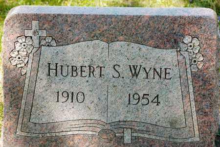 WYNE, HUBERT S - Richland County, Ohio   HUBERT S WYNE - Ohio Gravestone Photos