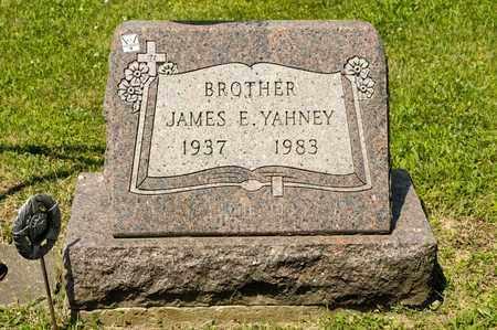 YAHNEY, JAMES E - Richland County, Ohio | JAMES E YAHNEY - Ohio Gravestone Photos