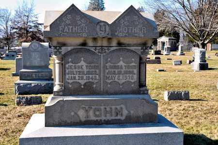 YOHN, WILLIAM - Richland County, Ohio | WILLIAM YOHN - Ohio Gravestone Photos