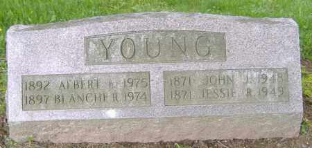 YOUNG, JESSIE R. - Richland County, Ohio | JESSIE R. YOUNG - Ohio Gravestone Photos