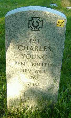 YOUNG, CHARLES - Richland County, Ohio | CHARLES YOUNG - Ohio Gravestone Photos
