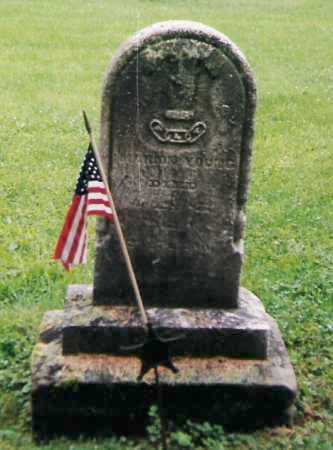 YOUNG, FRANCIS MARION - Richland County, Ohio | FRANCIS MARION YOUNG - Ohio Gravestone Photos