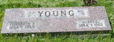 YOUNG, HARRY L. - Richland County, Ohio | HARRY L. YOUNG - Ohio Gravestone Photos