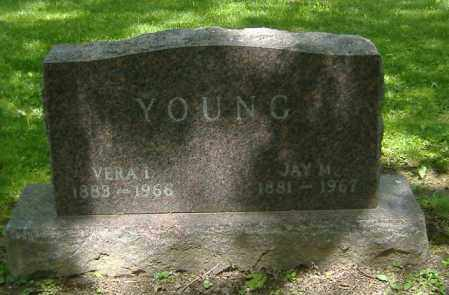 CRONENWETT YOUNG, VERA IDA - Richland County, Ohio | VERA IDA CRONENWETT YOUNG - Ohio Gravestone Photos