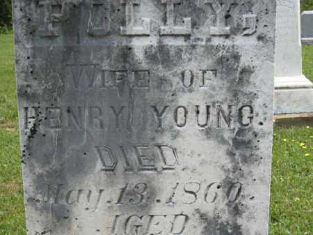 YOUNG, HENRY - Richland County, Ohio | HENRY YOUNG - Ohio Gravestone Photos