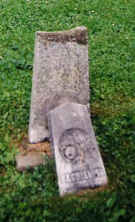 YOUNG, RACHIEL - Richland County, Ohio | RACHIEL YOUNG - Ohio Gravestone Photos