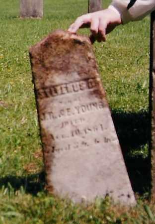 YOUNG, SYLVENUS D. - Richland County, Ohio | SYLVENUS D. YOUNG - Ohio Gravestone Photos