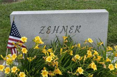 FINLEY ZEHNER, MARY FRANCES - Richland County, Ohio | MARY FRANCES FINLEY ZEHNER - Ohio Gravestone Photos