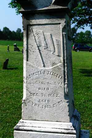 ZEIGLER, SAMUEL - Richland County, Ohio | SAMUEL ZEIGLER - Ohio Gravestone Photos