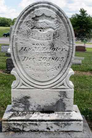 ZEIGLER, WILLIAM H - Richland County, Ohio   WILLIAM H ZEIGLER - Ohio Gravestone Photos