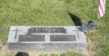 ZEITERS, BEVERLY A - Richland County, Ohio | BEVERLY A ZEITERS - Ohio Gravestone Photos