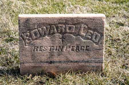 ZELLER, EDWARD LEO - Richland County, Ohio   EDWARD LEO ZELLER - Ohio Gravestone Photos