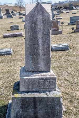 ZELLER, JOSEPH D - Richland County, Ohio | JOSEPH D ZELLER - Ohio Gravestone Photos