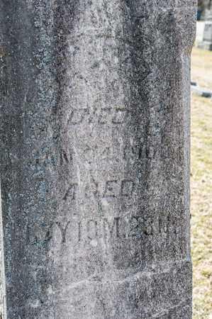 ZELLER, JOSEPH D - Richland County, Ohio   JOSEPH D ZELLER - Ohio Gravestone Photos