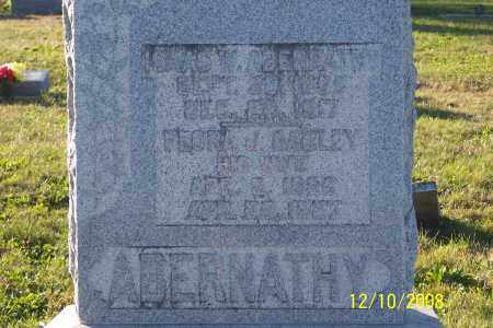 ABERNATHY, ISAAC W. - Ross County, Ohio | ISAAC W. ABERNATHY - Ohio Gravestone Photos