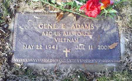 ADAMS, GENE E. - Ross County, Ohio | GENE E. ADAMS - Ohio Gravestone Photos