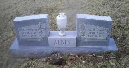 ALBIN, NEAL BOWER - Ross County, Ohio | NEAL BOWER ALBIN - Ohio Gravestone Photos