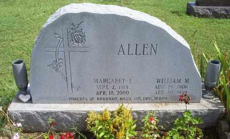 ALLEN, MARGARET INA - Ross County, Ohio | MARGARET INA ALLEN - Ohio Gravestone Photos