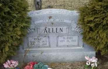 ALLEN, ROY C. - Ross County, Ohio   ROY C. ALLEN - Ohio Gravestone Photos