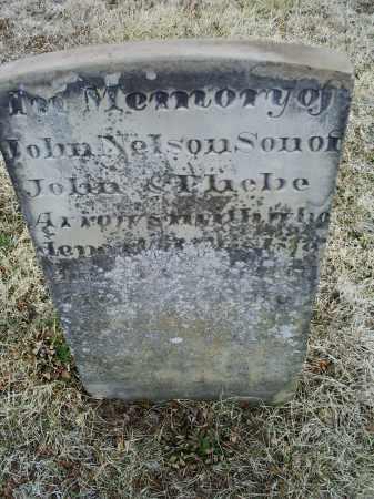 ARROWSMITH, JOHN NELSON - Ross County, Ohio | JOHN NELSON ARROWSMITH - Ohio Gravestone Photos