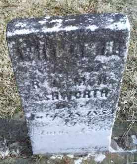 ASHWORTH, WILLIAM H. - Ross County, Ohio | WILLIAM H. ASHWORTH - Ohio Gravestone Photos