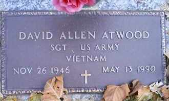 ATWOOD, DAVID ALLEN - Ross County, Ohio | DAVID ALLEN ATWOOD - Ohio Gravestone Photos