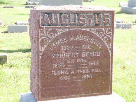 AUGUSTUS, JAMES MADISON - Ross County, Ohio | JAMES MADISON AUGUSTUS - Ohio Gravestone Photos