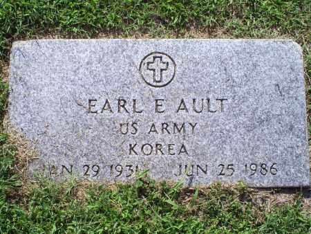AULT, EARL E. - Ross County, Ohio | EARL E. AULT - Ohio Gravestone Photos