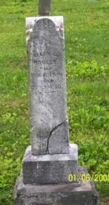 BAGLEY, OLEN C. - Ross County, Ohio | OLEN C. BAGLEY - Ohio Gravestone Photos