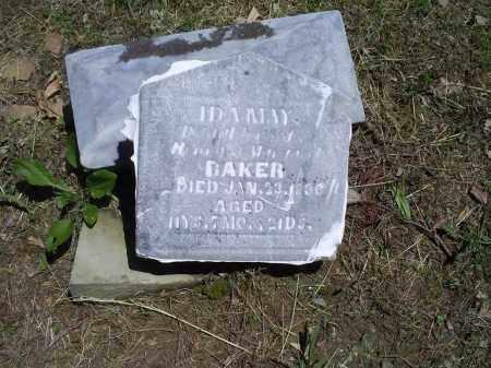 BAKER, IDA MAE - Ross County, Ohio | IDA MAE BAKER - Ohio Gravestone Photos