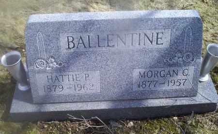 BALLENTINE, MORGAN C. - Ross County, Ohio | MORGAN C. BALLENTINE - Ohio Gravestone Photos