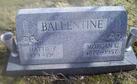 BALLENTINE, MORGAN C. - Ross County, Ohio | MORGAN C. BALLENTINE - Ohio Gravestone Photos