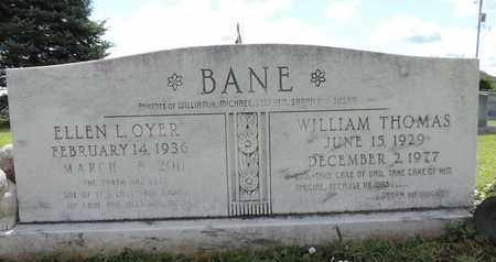 BANE, ELLE L. - Ross County, Ohio   ELLE L. BANE - Ohio Gravestone Photos