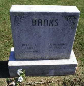 POINDEXTER BANKS, RUTH - Ross County, Ohio | RUTH POINDEXTER BANKS - Ohio Gravestone Photos