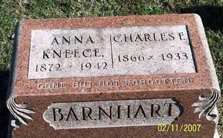 BARNHART, ANNA - Ross County, Ohio   ANNA BARNHART - Ohio Gravestone Photos