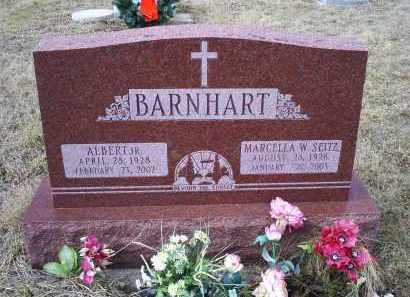 BARNHART, MARCELLA W. - Ross County, Ohio | MARCELLA W. BARNHART - Ohio Gravestone Photos