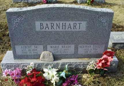 BARNHART, HERMAN EUGENE - Ross County, Ohio   HERMAN EUGENE BARNHART - Ohio Gravestone Photos