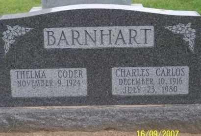 BARNHART, CHARLES CARLOS - Ross County, Ohio   CHARLES CARLOS BARNHART - Ohio Gravestone Photos