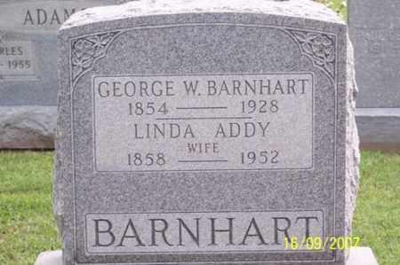 BARNHART, LINDA - Ross County, Ohio | LINDA BARNHART - Ohio Gravestone Photos