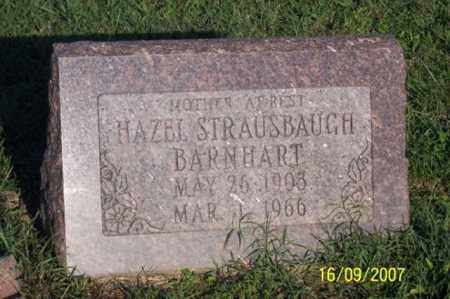 STRAUSBAUGH BARNHART, HAZEL - Ross County, Ohio | HAZEL STRAUSBAUGH BARNHART - Ohio Gravestone Photos
