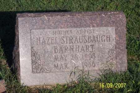 BARNHART, HAZEL - Ross County, Ohio | HAZEL BARNHART - Ohio Gravestone Photos