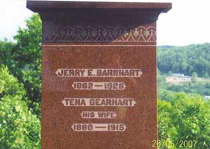 BARNHART, TENA - Ross County, Ohio | TENA BARNHART - Ohio Gravestone Photos