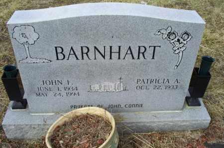 BARNHART, JOHN  F. - Ross County, Ohio | JOHN  F. BARNHART - Ohio Gravestone Photos